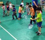 camp badminton
